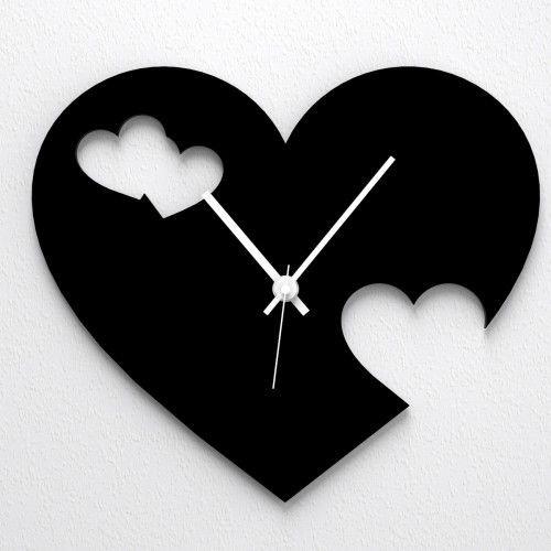 ساعة خشبية - كود: CL-006