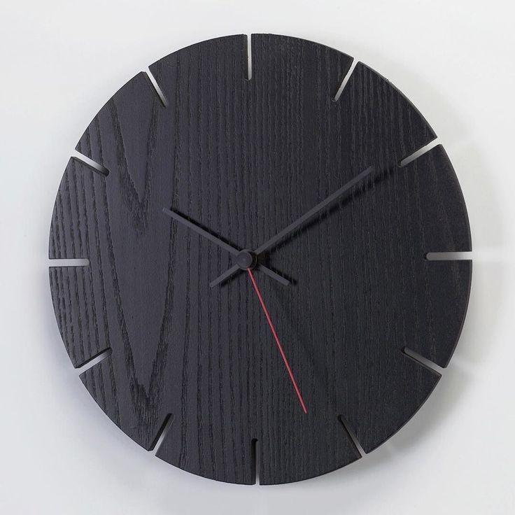 ساعة خشبية - كود: CL-004