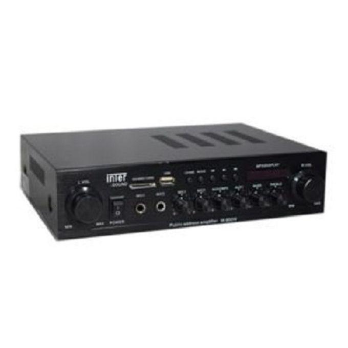Inter-Sound مكبر صوت 220 وات